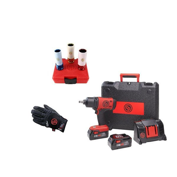 Chicago Pneumatic ����� ��������������� ����������� CP cordless PROMO pack 2